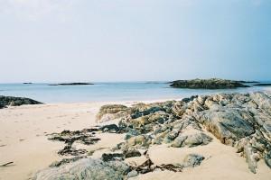 Strand Äußere Hebriden