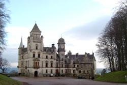 Das größte Schloss der nördlichen Highlands. Dunrobin Castle bei Golspie 53f65af97a695